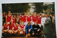 21 - Aufstieg in die Landesliga Mitte der 70er Jahre